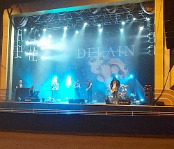 Nightwish & Delain Tour