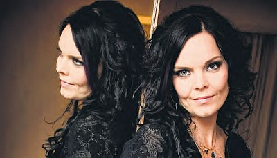 New Nightwish vocalist Anette Olzon