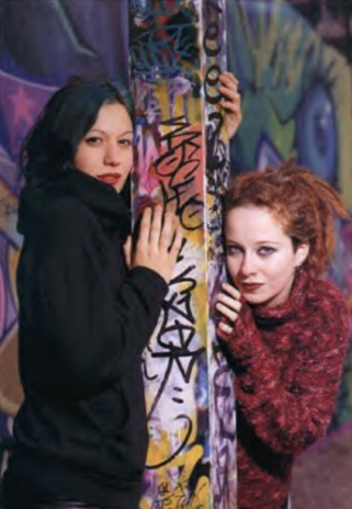 Cristina Scabbia (Lacuna Coil) & Anneke von Giersbergen (The Gathering)