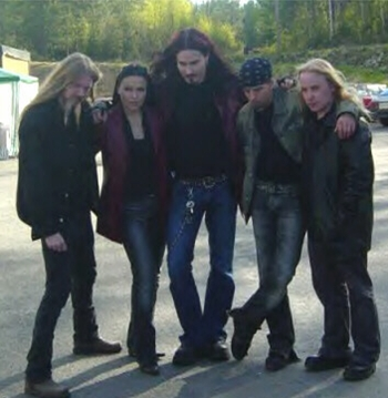Nightwish, circa 2004