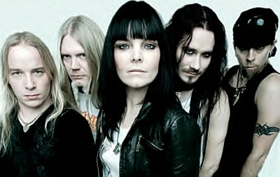 The new era of Nightwish, circa 2008