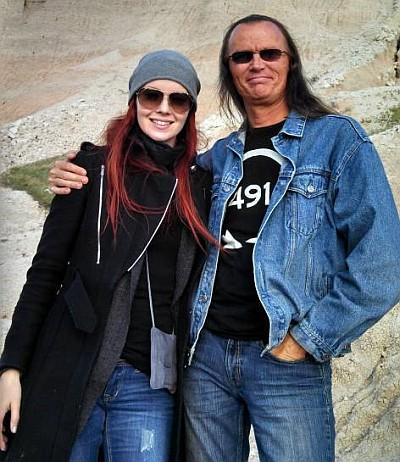 John Two-Hawks & Johanna Kurkela