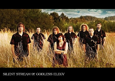 Silent Stream of Godless Elegy