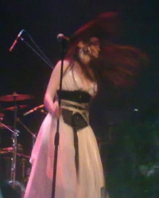 Sirenia concert in Greece 2010