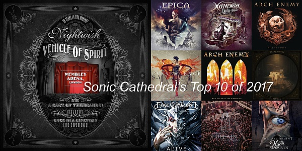 Sonic Cathedral Best Releases of 2017