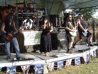 Wounded Soul - Kill the Pig Festival